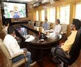 Coronavirus Update: PM मोदी के साथ वीडियो कांफ्रेंसिंग में शामिल हुए CM हेमंत सोरेन