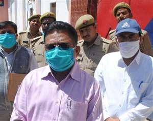 मोनू पहाड़ी की मौत के बाद डीआइजी जेल पहुंचे इटावा कारागार, 30 बंदियों पर मुकदमा दर्ज