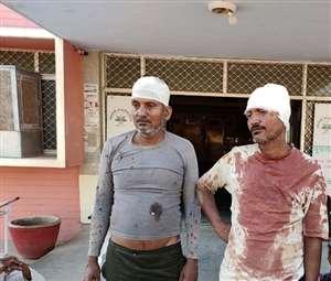घाटमपुर में मामूली बात पर आमने-सामने आए दो परिवार, बरछी से हमलाकर किसान की हत्या