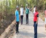 Coronavirus Jharkhand Lockdown Update : क्वारंटाइन किए गए पैदल गढ़वा जा रहे UCIL के 12 ठेका मजदूर, यहां दिखी स्वस्थ्य महकमे की लापरवाही Jamshedpur News