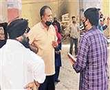 मेयर बलकार सिंह संधू ने शेल्टर होम में मारा छापा, खामियां मिलने पर अफसरों की लगाई क्लास