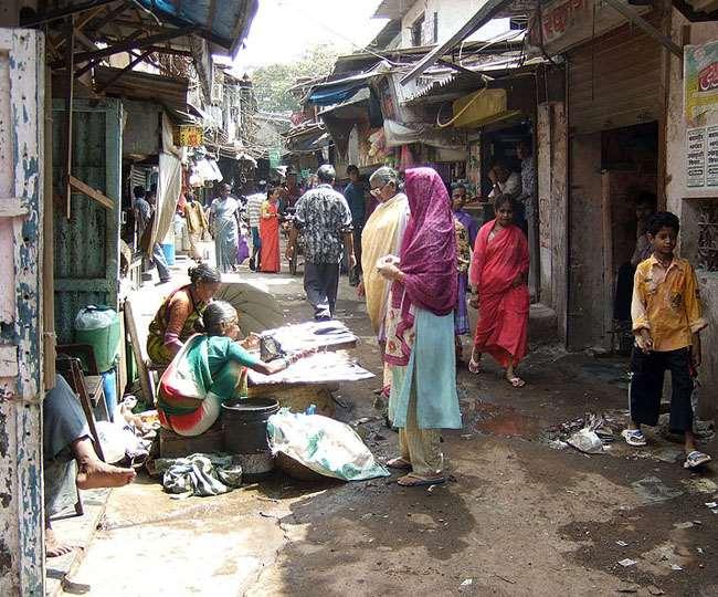 Asia largest slum colony Dharavi in Mumbai raised alarm after ...