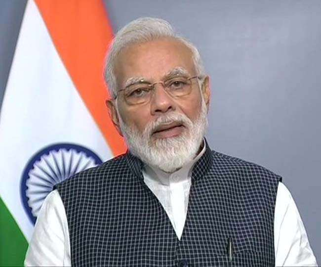 कोरोना संकट के बीच प्रधानमंत्री नरेंद्र मोदी कल देशवासियों से सुबह नौ बजे साझा करेंगे वीडियो संदेश