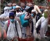 Delhi Nizamuddin Markaz: दिल्ली मरकज व आसपास के 248 लोग पहुंचे मुजफ्फरपुर, स्वास्थ्य विभाग की बढ़ी बेचैनी