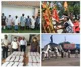 Top Dhanbad News of the day, Thu, 02 April, 2020, पकड़े गए दस तब्लीगी, श्रीरामनवमी, पुलिस का संदेश, धनबाद क्लब, ट्रेनों का परिचालन
