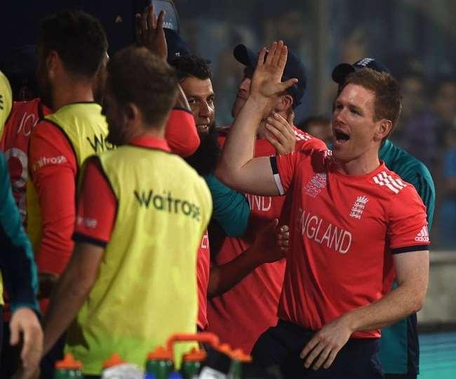 इंग्लैंड के वनडे और टी20 के कप्तान इयोन मोर्गन - फाइल फोटो