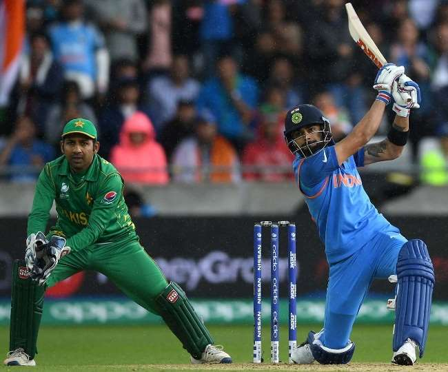 पाकिस्तानी क्रिकेटरों को मिलेगा भारत का वीजा