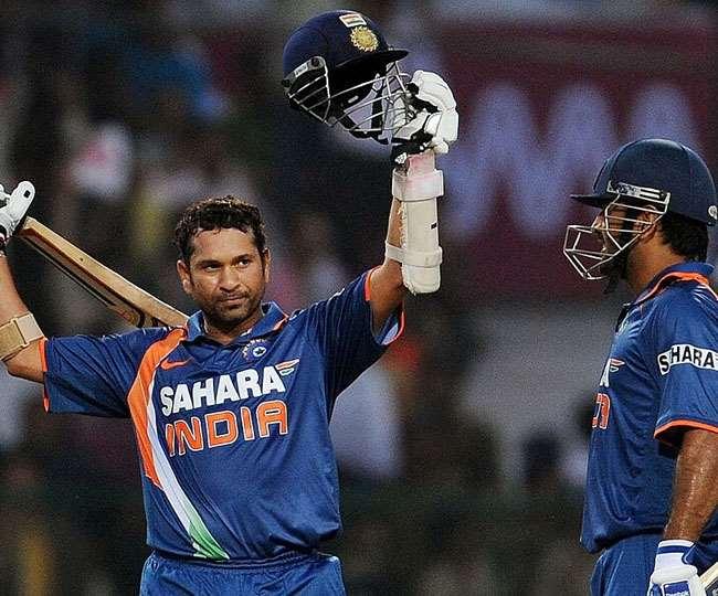 भारत के पूर्व दिग्गज बल्लेबाज सचिन तेंदुलकर - फाइल फोटो