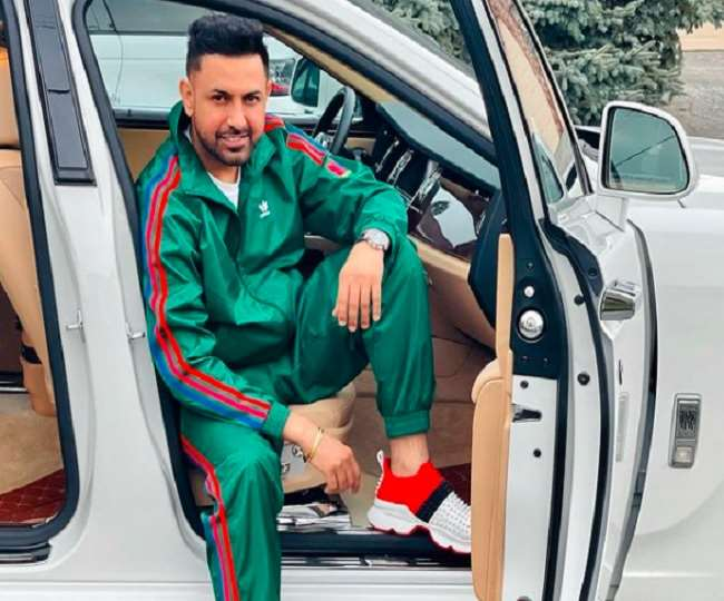 पंजाबी गायक और अभिनेता गिप्पी ग्रेवाल , Instagram : gippygrewal