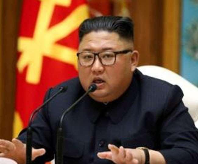 अमेरिका पर भड़का उत्तर कोरिया, कही ये बात। (फोटो: दैनिक जागरण)