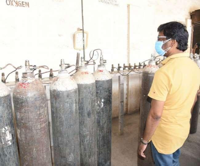 झारखंड के बहुत कम अस्पतालों में मरीजों को हाई फ्लो ऑक्सीजन देने की व्यवस्था है।