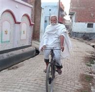 सेहत और पर्यावरण को सुरक्षित कर रही साइकिल