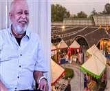 Pradeep Sachdeva: हमेशा याद आएंगे दिल्ली को 'द गार्डन ऑफ फाइव सेंस' देने वाले प्रदीप