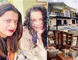 Inside Pics: कंगना की बहन रंगोली ने हिमालय की हसीन वादियों में बनाया है घर, अंदर की तस्वीरें देखिए