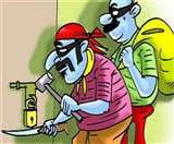 मकसूदां मंडी में चोरों का धावा, पान की दुकान से सामान और 25 हजार की नकदी चुराई