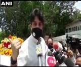 ज्योतिरादित्य सिंधिया का कांग्रेस पर जोरदार प्रहार, कहा - दिग्विजय सिंह और कमलनाथ से नहीं चाहिए प्रमाण पत्र