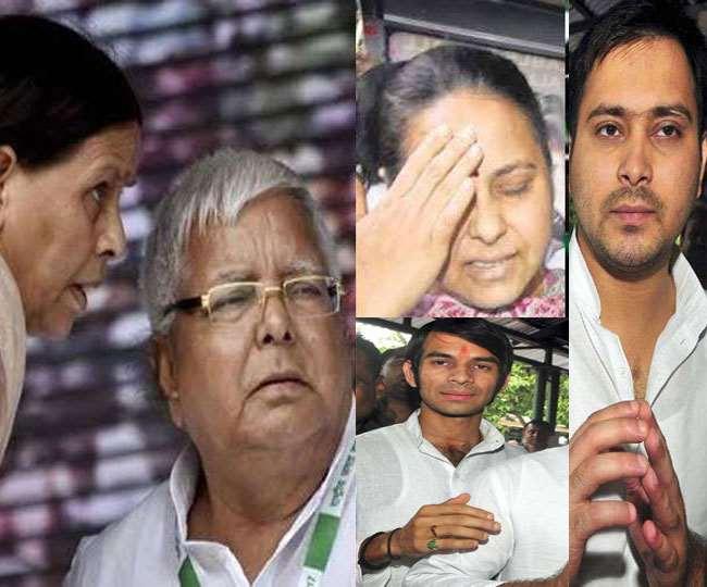Bihar Coronavirus News: लालू यादव के परिवार पर कोरोना का खतरा, राबड़ी आवास के 13 कर्मी मिले संक्रमित