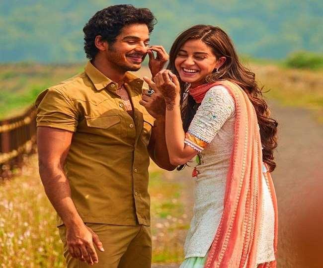 ईशान खट्टर और अनन्या पांडे की फिल्म खाली पीली रिलीज हो गई हैl