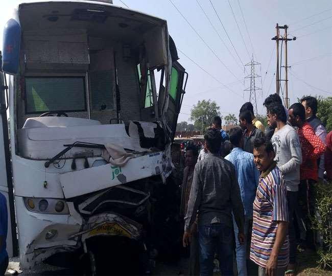 Jharkhand Road Accident: रांची के ओरमांझी में भीषण सड़क हादसा, 5 लोगों की मौत; 6 घायल