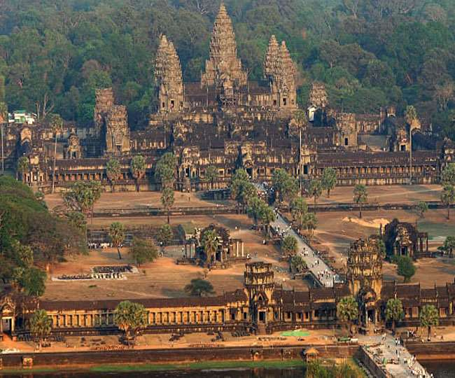History of Siem Reap Cambodia the confluence of modernity with mythology Jagran Special