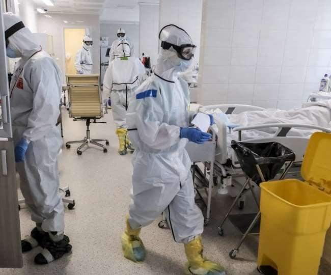 देश में कोरोन संक्रमण के सक्रिय मामलों का आंकड़ा छह महीने बाद ढाई लाख के नीचे आ गया है।