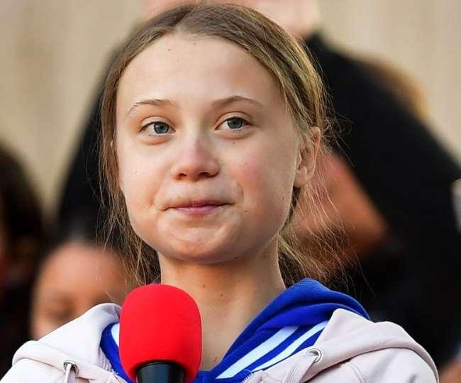 Image result for ग्रेटा थनबर्ग स्वीडन