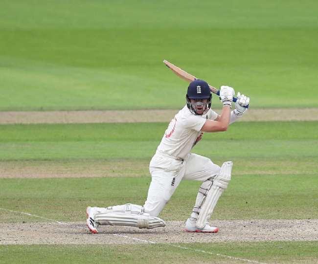 इंग्लैंड क्रिकेट टीम के बल्लेबाज ओली पोप- फोटो ट्विटर पेज