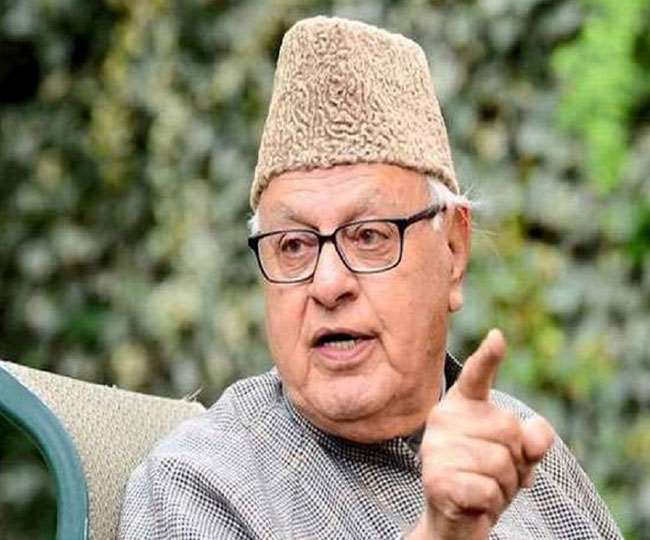 जम्मू कश्मीर के पूर्व CM फारूक अब्दुल्ला को SC से बड़ी राहत। (फोटो: दैनिक जागरण)