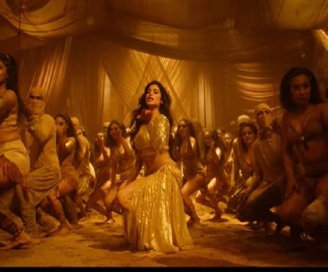 Roohi Song Nadiyon Paar Released: Janhvi's Bold Number Trending on 1, Netizens Going Crazy Over her Moves and Expressions.
