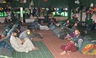 नेरवा में जमात से लौटे 23 लोगों की बढ़ाई निगरानी