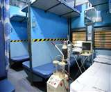 Coronavirus Effect : अस्पतालों से लिंक होंगे आइसोलेशन रैक, रेलवे ने तैयार किए 23 बोगियों वाले दो रैक