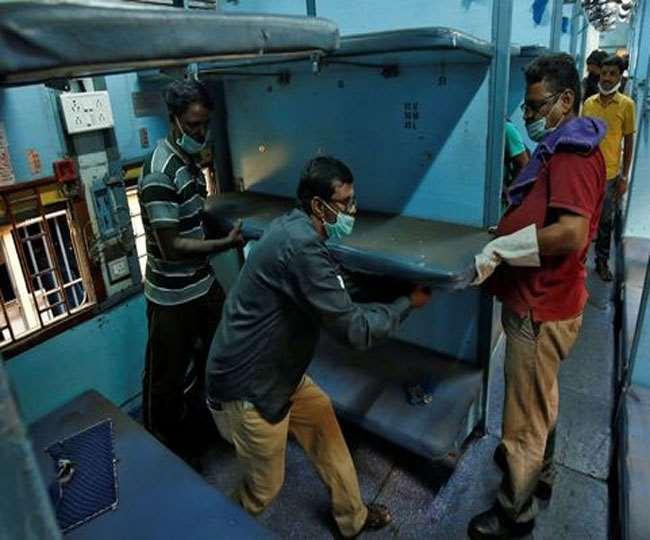 Railway News : IRCTC Indian Railways, Ranchi Rail Division Convert ...