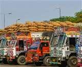 खाद्य सामग्री ढोने वाले ट्रकें लॉकडाउन नहीं, ऐसे वाहनों को रोकने पर अधिकारी और कर्मचारी होंगे दोषी