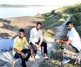 Panipat Lockdown: उत्तर प्रदेश-हरियाणा बार्डर पर ग्रामीणों का पहरा, यमुना तलहटी पर भी नजर