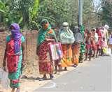 India Lockdown: ठहर गए शहर तो यहां खिलखिलाने लगी जिंदगी Dhanbad News
