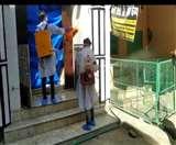 CoronaVirus: आगरा में छह जमातियों की रिपोर्ट पॉजिटिव आने के बाद फीरोजाबाद में Alert, सील हुए तीन इलाके