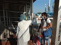 नांदेड़ से 102 तो मुंबई से 61 यात्री उतरे अंबाला, होंगे होम क्वारंटाइन
