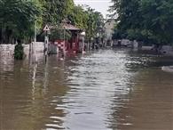 दो घंटे हुई 11.4 एमएम बारिश, सात तक लगातार बारिश का अनुमान