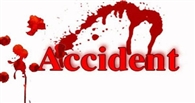 दो मोटरसाइकिलों की टक्कर में एक की मौत