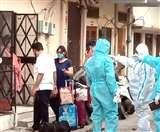 पड़ोसी राज्यों से बढ़ रहा कोरोना संक्रमण का खतरा, आज 8 पॉजिटिव, दो दिन में 15