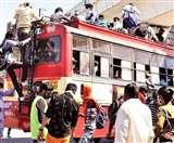 लॉकडाउन के दौरान सड़क हादसों में करीब 200 प्रवासियों ने गंवाई जान, 750 लोग हुए मौत के शिकार