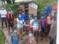 सहायता के साथ जागरूकता फैला रही है लोक सेवा संस्था