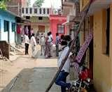बागबेड़ा नया बस्ती में बन रहा कंटेनमेंट जोन, आरा से आया था कोरोना पॉजिटिव दंपती Jamshedpur News