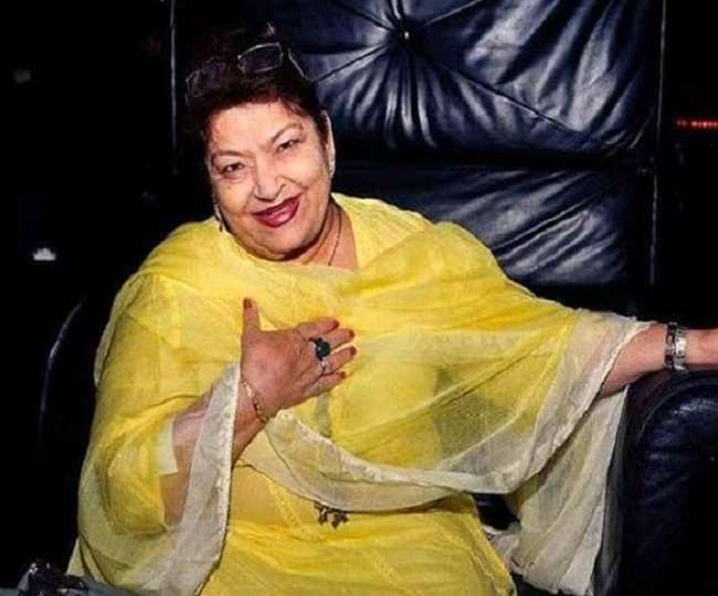 LIVE Saroj Khan Death News: Legendary Bollywood Choreographer ...
