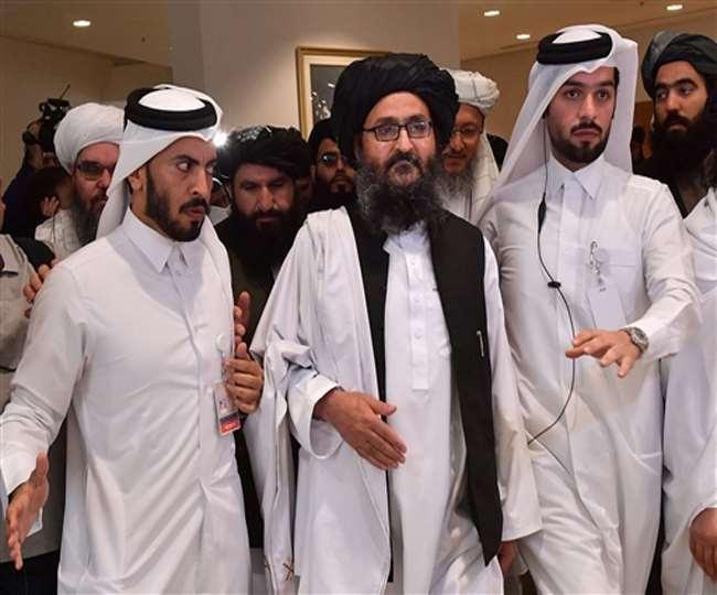 अफगानिस्तान में कल होगा तालिबान सरकार का गठन, काबुल पहुंचे तालिबानी नेता।