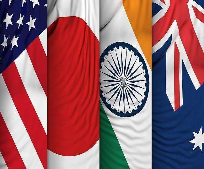 क्वाड की बैठक से पहले अमेरिका के बयान ने चीन की चिंता बढ़ा दी है।
