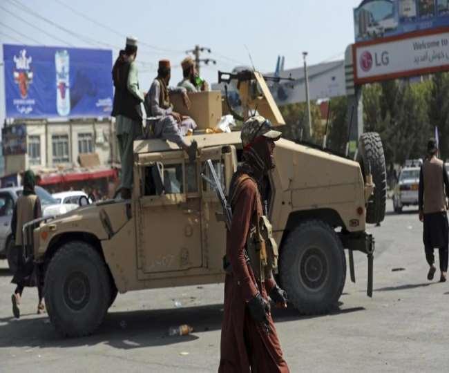 अमेरिकी सैन्य साजोसमान के चलते ताकतवर हुआ तालिबान, रात में भी लड़ने में सक्षम हैं लड़ाके।