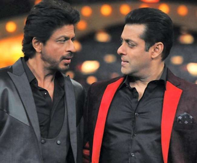 Salman Khan Shared Video For Shahrukh Khan on His Birthday in which Sonakshi Sinha jacqueline fernandez wished to king khan