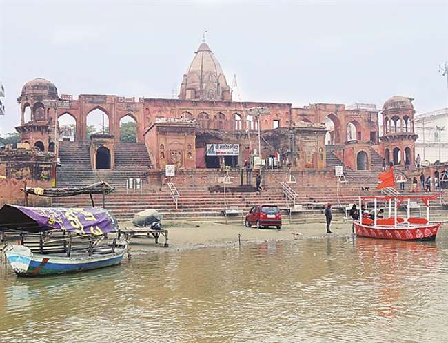 know the historical story of Pathar Ghat in bithoor Jagran Special