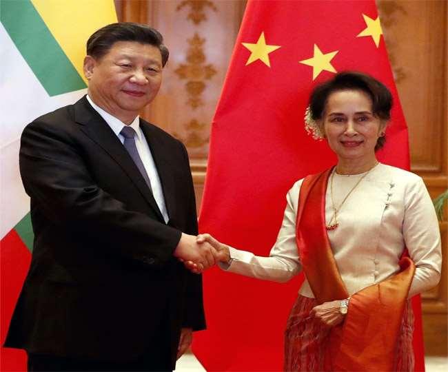 चीन म्यांमार के संबंधों पर तख्तापलट का होगा असर